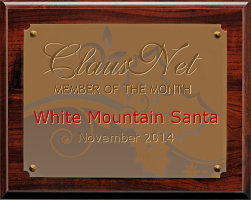 ClausNet Featured Member of the Month