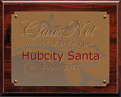 Hubcity Santa